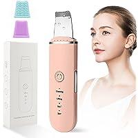 BelonLink Skin Scrubber, Limpiador Facial Ultrasónico, Peeling Facial con 4 Modos, USB Recargable, Exfoliación Facial…