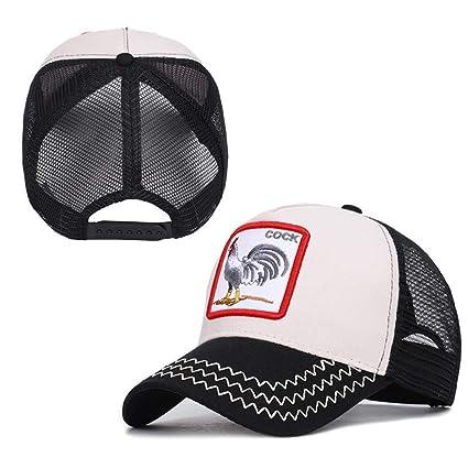 YUANBAOG Gorra de Verano para Mujer Gorra de béisbol para Hombres ...