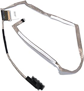 "Cables P/N DC02001T700 Video Flex Screen LVDS LED LCD Cable for Dell Latitude 15.6"" E5540 E6440 TYXW6 - (Cable Length: 0.2m)"