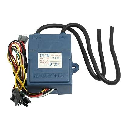 Calentador de agua de la parte Dual Ignitering Cocina de gas Cable de Pulso encendedor azul