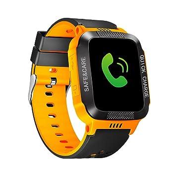 MRLIFY Smart Watch Kids y21S, Baby Watch, a Prueba de Agua ...