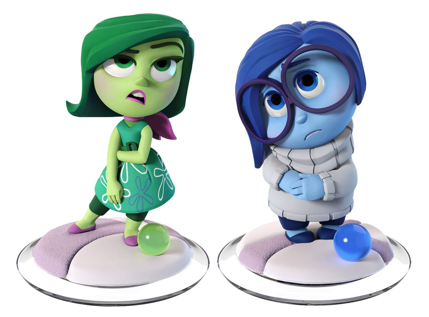 Disney Infinity 3.0 - Disgust & Sadness Bundle (2-Pack)