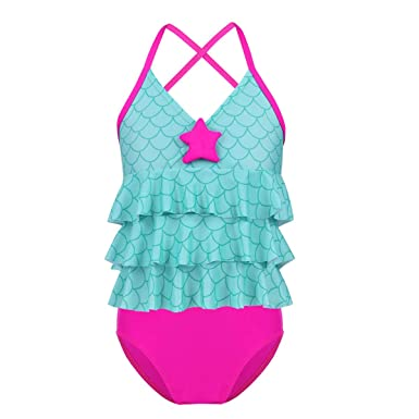 am besten online Outlet-Boutique bieten viel Tiaobug Tiaobug Mädchen Badeanzug Bademode Tankini Bikini ...