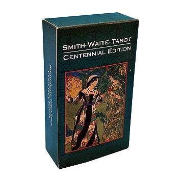 LoveOlvidoE Cartas de Tarot Smithwaite 78 Hojas / Juegos de ...
