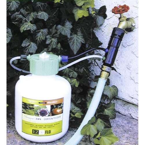 EZ-Flo fertilizing system - Size : 2 Gallon