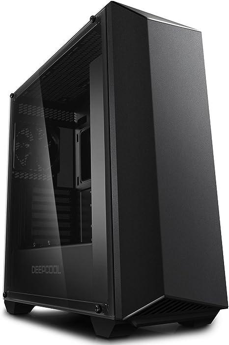 DeepCool Earlkase RGB Torre Negro - Caja de Ordenador (Torre, PC ...