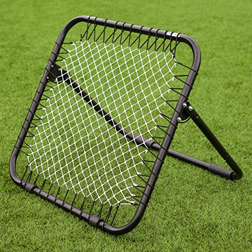 RapidFire Baseball Rebound Net - [Single Sided] - Perfect...