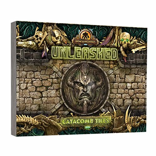 Privateer Press Iron Kingdoms Unleashed Catacomb Tiles