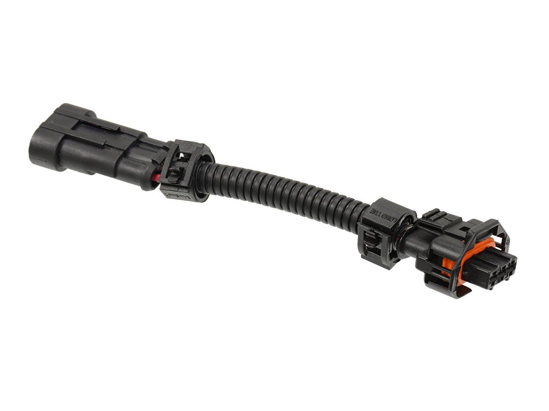 Michigan Motorsports 6' MAP Sensor Adapter Harness- Connects GM LS1 LS6 LS2 to LS3 LS7 Style MAP Sensor