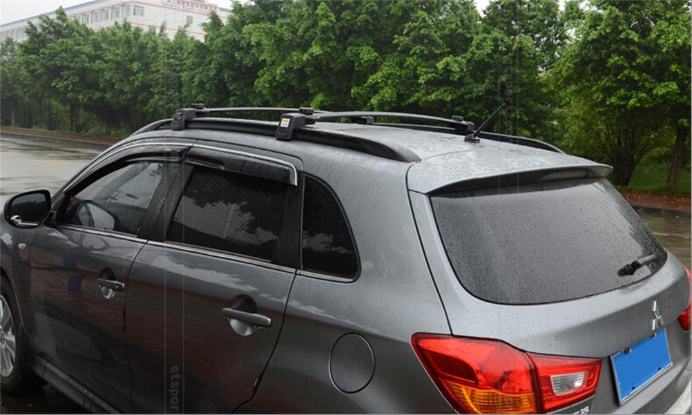 Charming Amazon.com: Vesul Black Roof Rack Cross Bars Rails For Mitsubishi Outlander  Sport RVR 2010 2011 2012 2013 2014 2015: Automotive