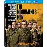 The Monuments Men [Blu-ray + DVD] (Bilingual)