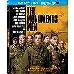 The Monuments Men [Blu-ray + DVD] (Bi...