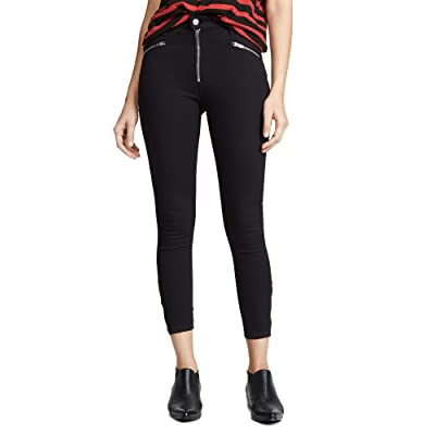 Levi's Women's Moto MH Ankle T2 Jeans, Black Sheep, 25 at Women's Jeans store