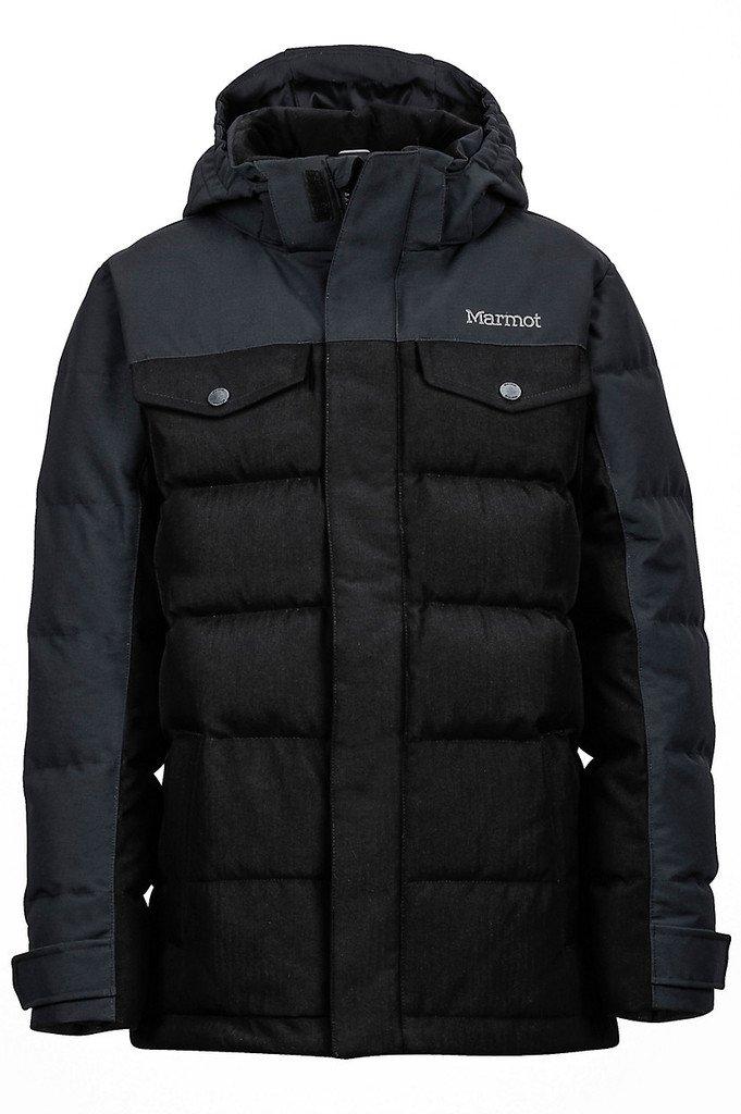 Marmot Boys Fordham Jacket 73410-001_XL - Black by Marmot