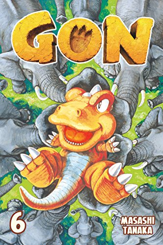 Gon, Volume 6