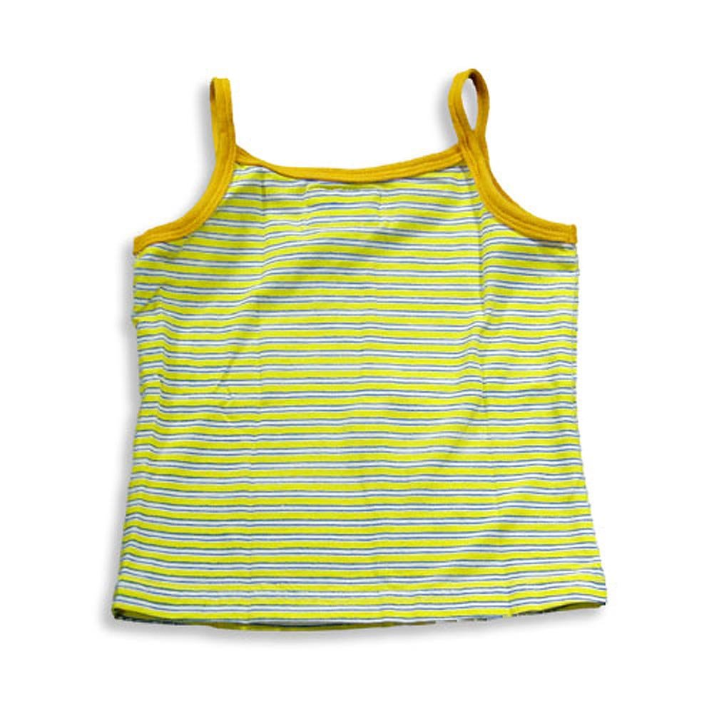 Baby Girls Striped Tank Top Gold Rush Outfitters