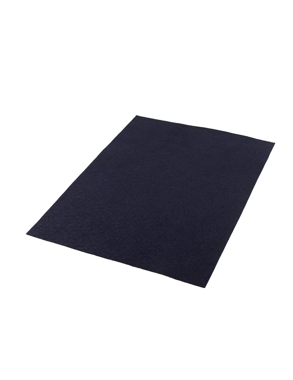 9' x 12' Rayon/Viscose Felt Sheets - Navy Blue, 5pcs The Felt Store