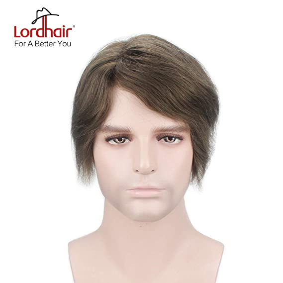 5 peinados de base (24 colores) de pelo largo para hombre de gama alta.