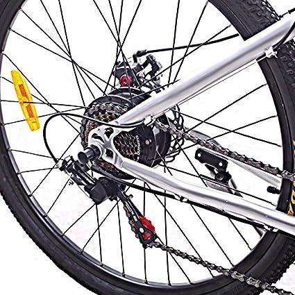 Amazon Com Cyclamatic Power Plus Cx1 Electric Mountain Bike With