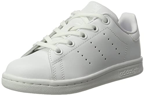adidas Stan Smith C, Zapatillas Unisex Niños, Blanco Footwear White 0, 35 EU: Amazon.es: Zapatos y complementos
