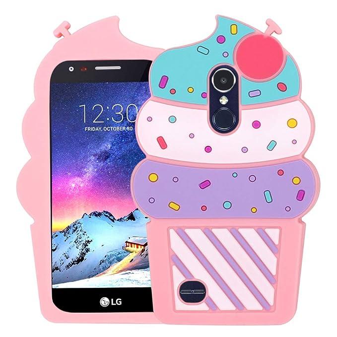 Amazon.com: LG Aristo Funda, LG Phoenix 3, LG Fortune Case ...