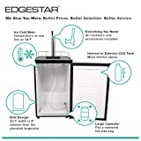 EdgeStar KC2000 Full Size Kegerator and Keg Beer
