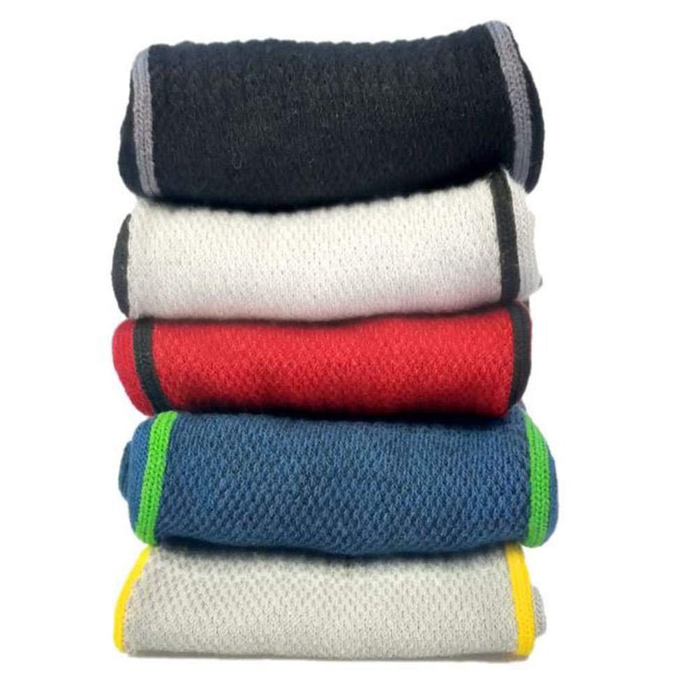 5 Paires de Chaussettes /à Bout en Coton Homme Gar/çon pour prot/éger Les Chaussettes /à la Cheville Chaussettes /à Cinq Doigts WYLLA Chaussettes
