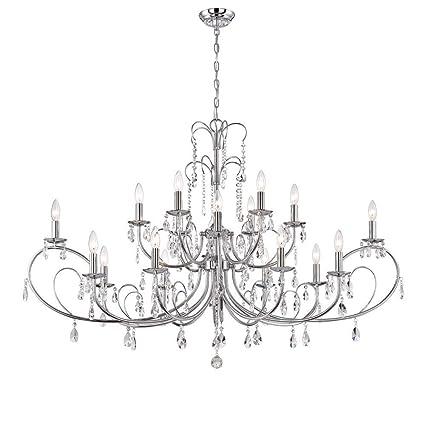 hot sale online cf844 9cfff World Imports WI974608 Kothari 18 Light Chandelier ...