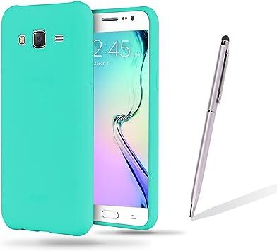Funda Samsung J5 2015, CaseLover Ultra Delgado Suave TPU Carcasa para Samsung Galaxy J5 2015 J500 (