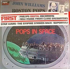 John Williams Pops In Space Philips Digital Recording
