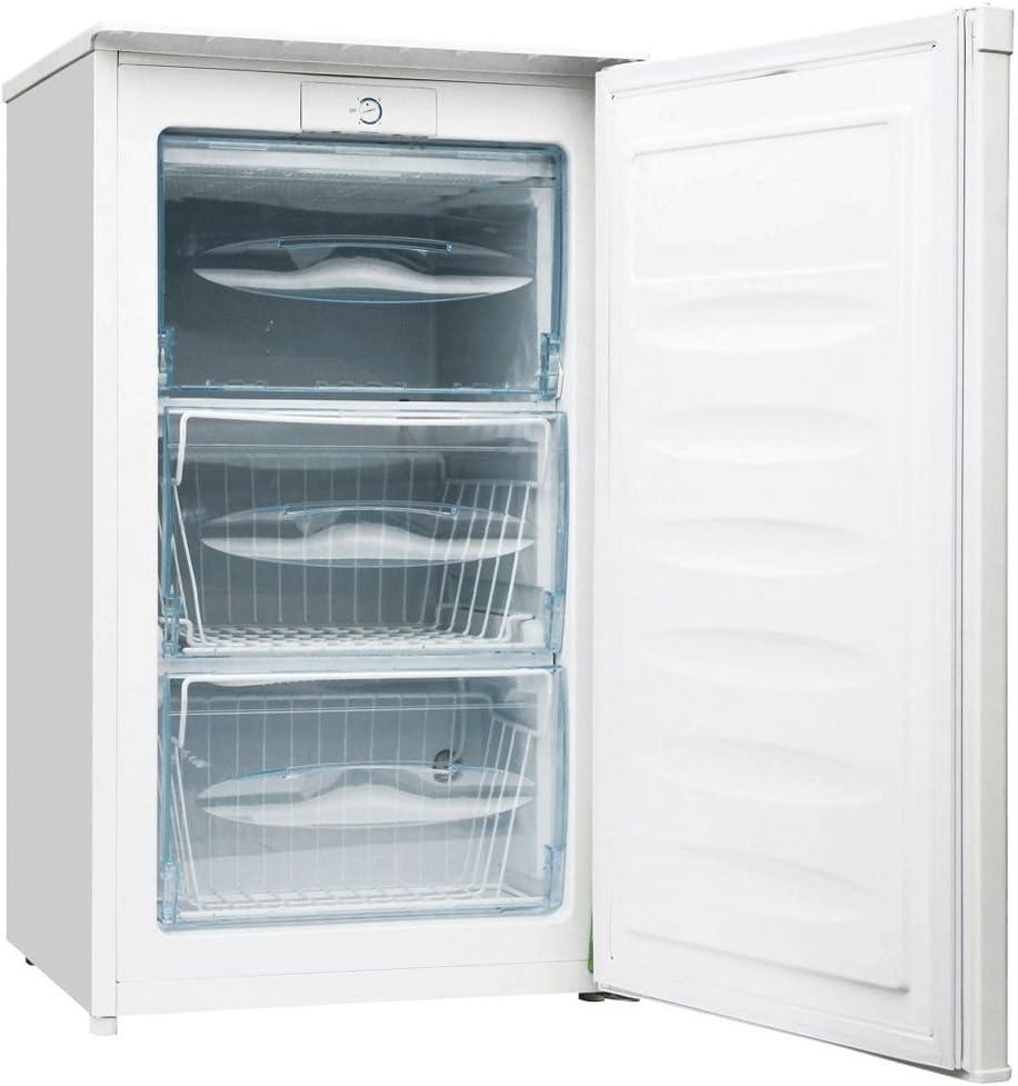 Congelador vertical 3 cajones con capacidad 88 Litros Clase A + ...