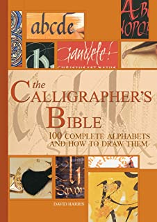calligraphy tutorial book pdf
