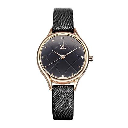SW Watches Relojes De Mujer De Moda Mejor Marca Reloj De Lujo Ultra Fino Reloj De