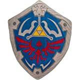 Bioworld Zelda Crest Shield Video Game Fleece Blanket