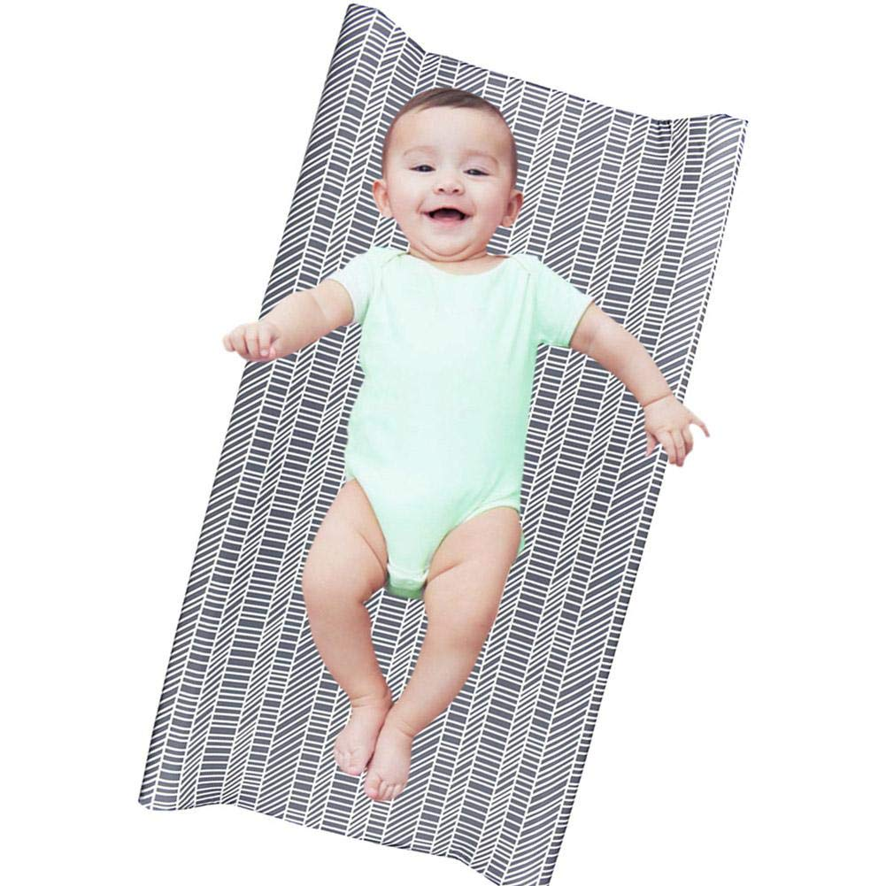 TODAYTOP Baby Stretchy Changing Pad Covers High Quality Cotton Unisex Sheets Cute Changing Mat//C