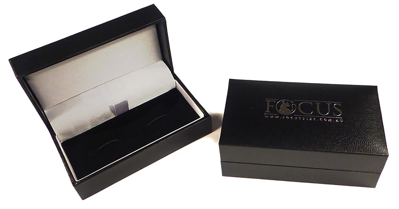 Blue Grid Cufflinks Premium Business // Wedding Accessories by Focus Ties