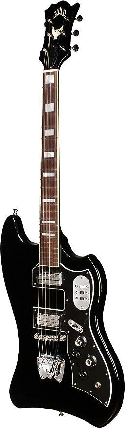 Guild Guitars Westerly Collection - Guitarra acústica eléctrica (6 ...