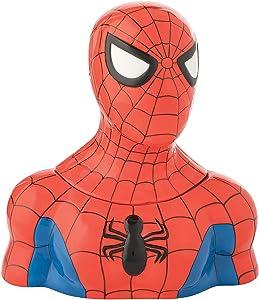 Vandor Marvel Spider-Man Sculpted Ceramic Cookie Jar #26141