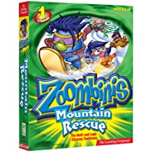 The Learning Company Zoombinis Mountain Rescue