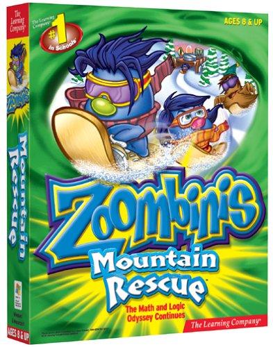 Zoombinis Mountain Rescue - ()