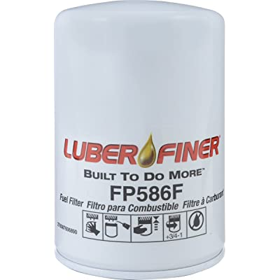 Luber-finer FP586F Heavy Duty Fuel Filter: Automotive