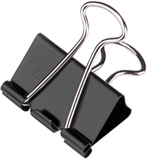 ACCO Binder Clips, Small, 12 Clips / Box (72020)
