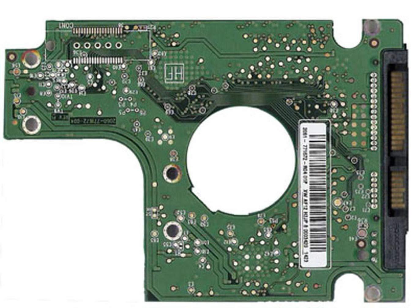 PCB Controller WD6400BEVT-60A0RT0 Disque dur /électronique 2060-771672-004