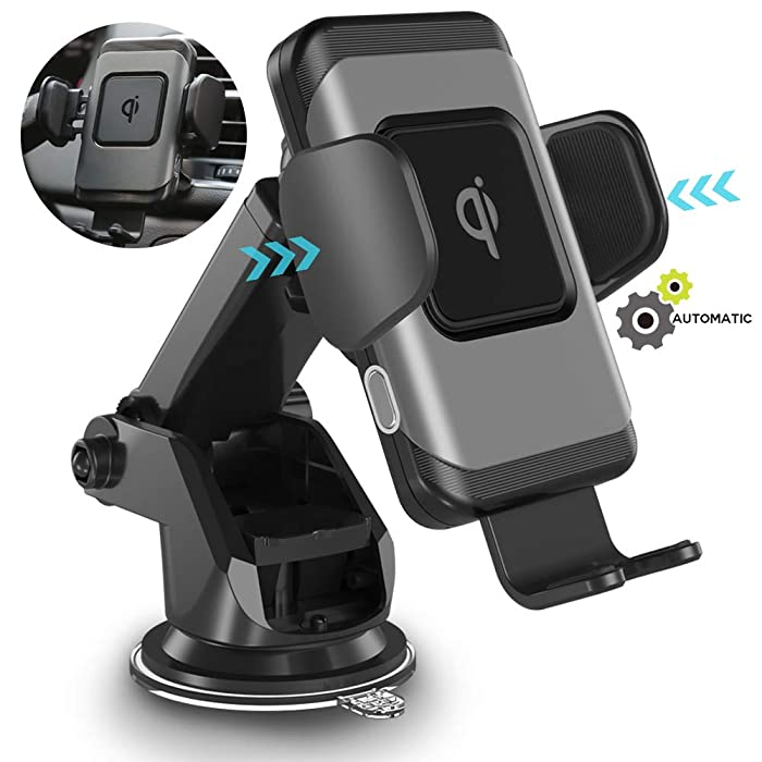 Top 9 Wireless Car Charger Dash Mount