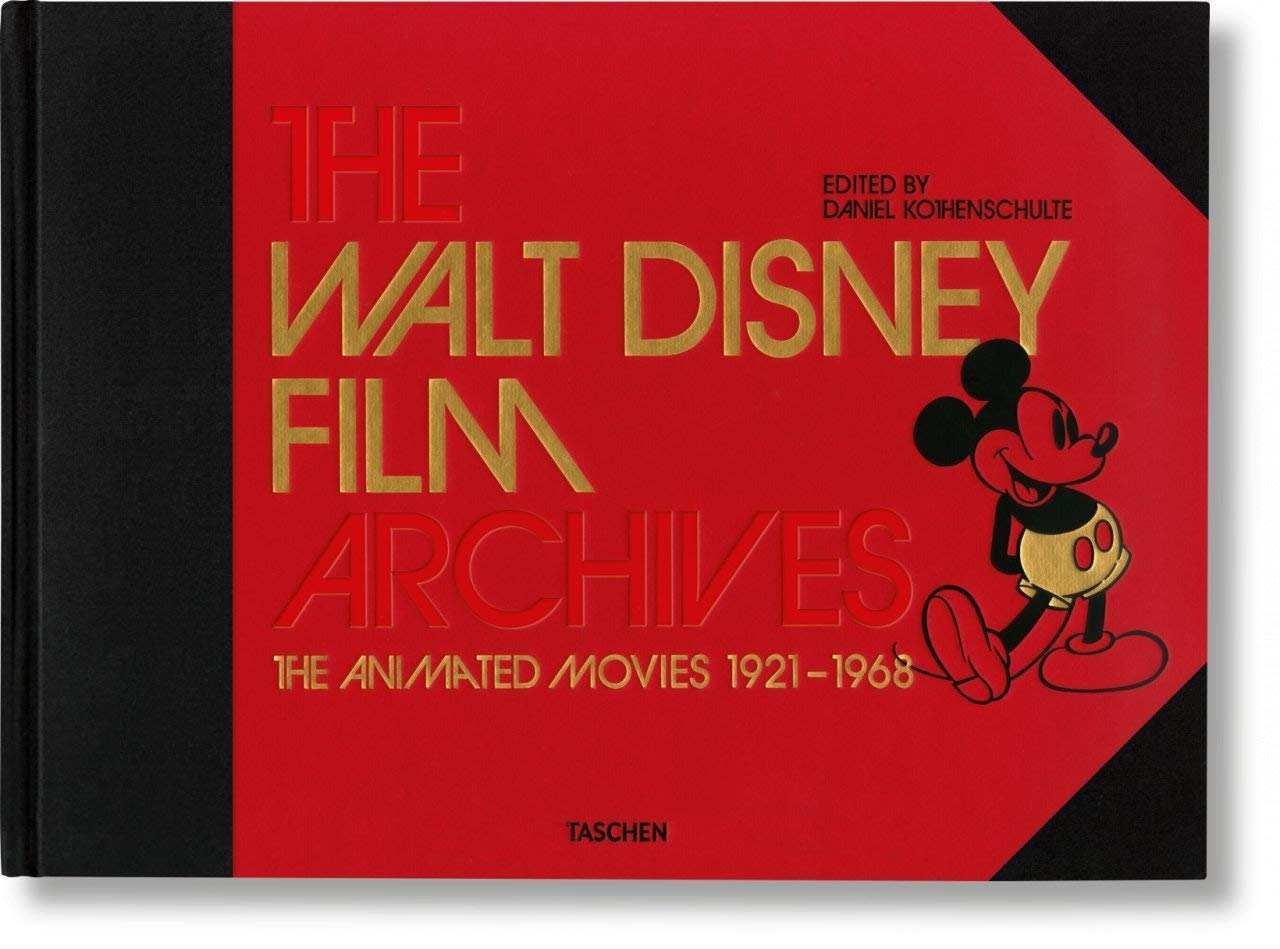 the walt disney film archives xxl the animated movies 1921 1968