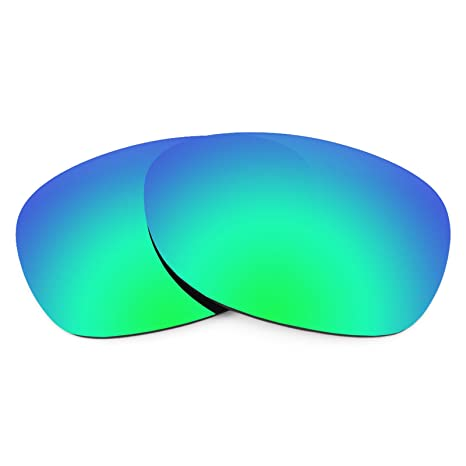 0f15877cf0 Revant Replacement Lenses for Ray-Ban New Wayfarer 52mm RB2132 Emerald  Green MirrorShield®  Amazon.ca  Sports   Outdoors