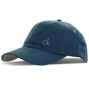Calvin Klein Golf CK VINTAGE TWILL BASEBALL CAP - , color blanco (navy),
