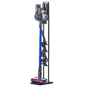 HOMON Stable Metal Storage Bracket Stand Holder for Dyson Handheld for V10 V8 V7 V6 Cordless Vacuum Cleaners Vacuum Docking Station