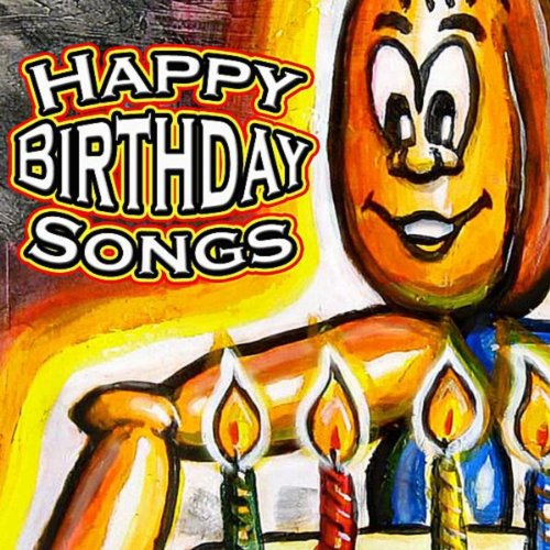 Happy Birthday Songs By Nooshi The Balloon Dude On Amazon