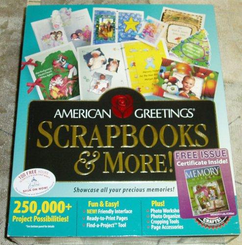 Amazon american greetings scrapbooks more 250000 project american greetings scrapbooks more 250000 project possibilities m4hsunfo